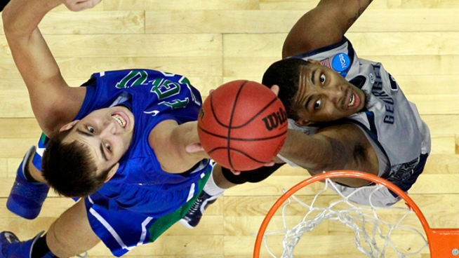 Dramatic Photos: NCAA Tournament 2013