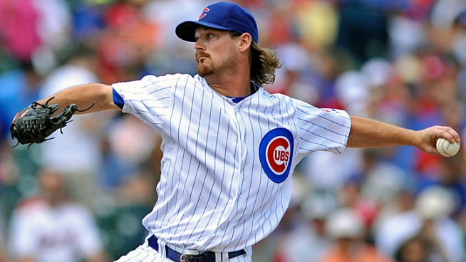 Wood Allows 5 HRs in Cubs' Loss to Cards