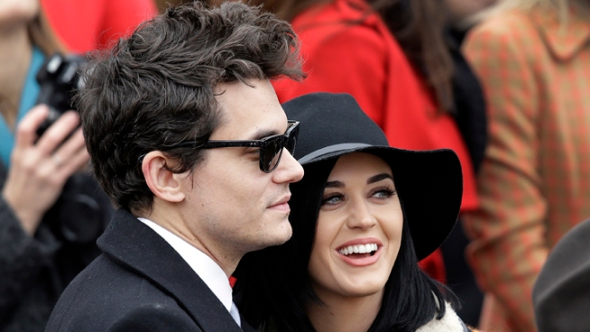 Reports: Katy Perry and John Mayer Break Up