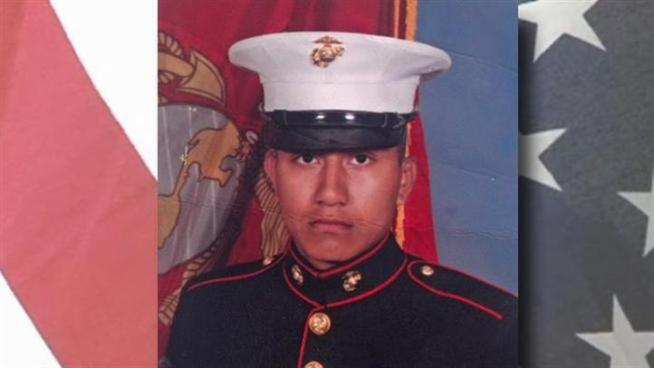 Marine Cpl. Alex Martinez, of Elgin, died fighting for his country in Afghanistan.