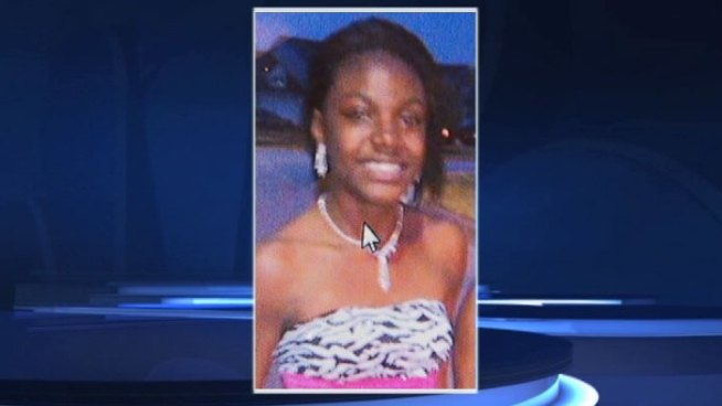 Ashaya Miller was shot twice in the back while visiting her aunt. Sharon Wright reports.