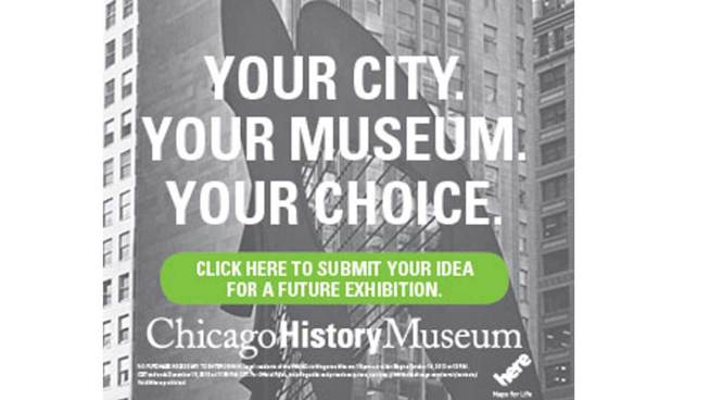 EXPIRED: Chicago History Museum Contest