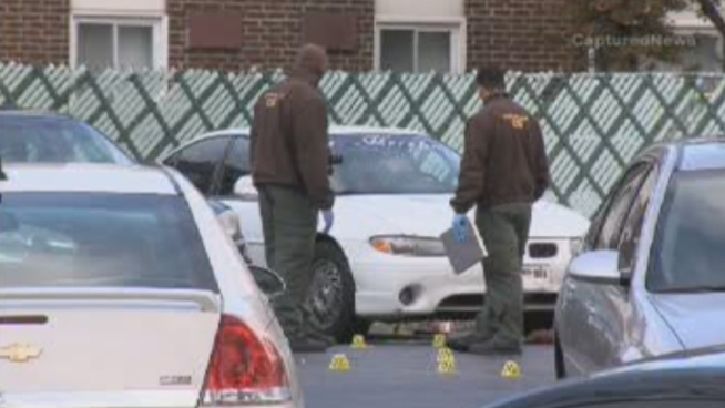 2 Dead, 2 Wounded in Calumet City Shooting