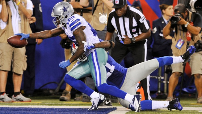 Cowboys Romp Past Giants 24-17 to Open Season