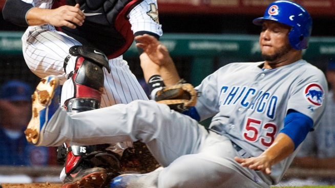 Sappelt Leads Cubs Over Astros