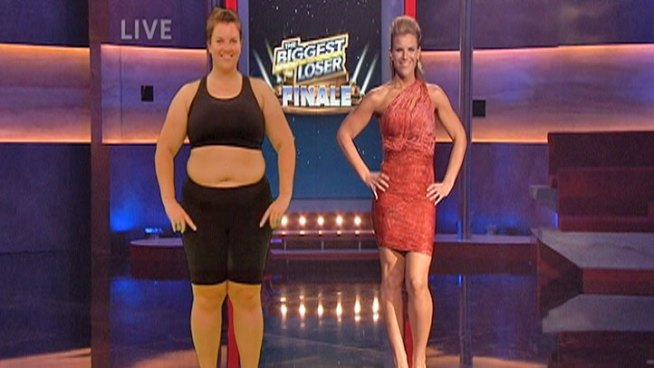 "Is Wheeling Woman ""The Biggest Loser?"""
