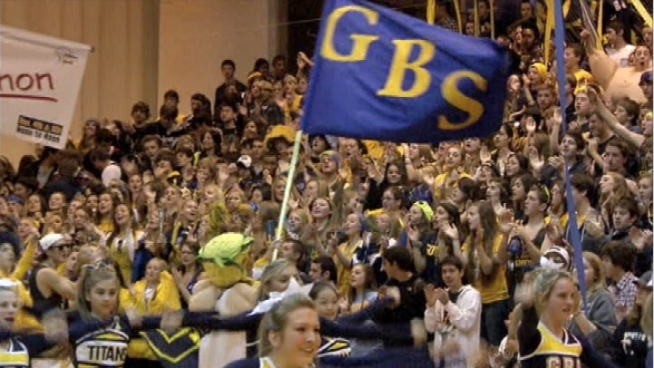 Glenbrook High School was featured on NBC 5 News Today for Prep Destination of the week!