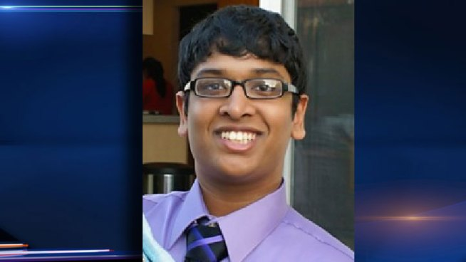 About 40 volunteers, mostly students, gathered Tuesday to help find sophomore Harsha Maddula, who was last seen early Saturday. Christian Farr reports.