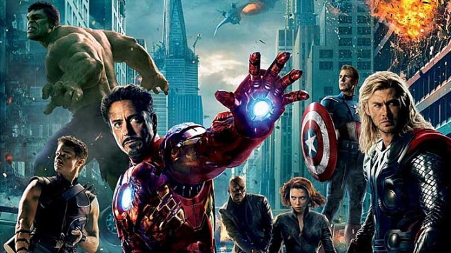 Avengers Remains No. 1 at Box Office