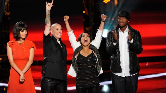 """The Voice"" Crowns Its Winner"