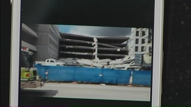 On Thursday Bill Byrne, the president of the Ajax Building Corp., was looking for the technical reasons why three men died in the collapse. Miami Dade College spokesman Juan Mendieta said the building had been inspected routinely, as early as the day before it caved in on Wednesday.