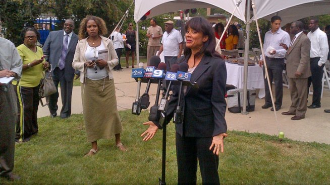 Alderman says Rep. Jesse Jackson Jr. was suffering from malabsorption. Mary Ann Ahern reports.