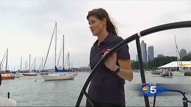 Sailors from all over the world are coming to Chicago for the annual Race to Mackinac this Saturday. LeeAnn Trotter reports on this year's addition of a parade and how the sailors are getting ready.