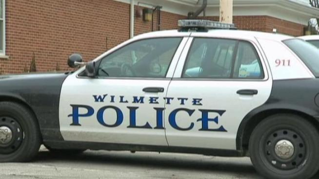 Listen as a Wilmette man calls police from a closet about a burglar in his parent's home.