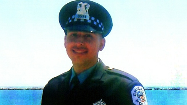 Officers Remember Alex Valadez