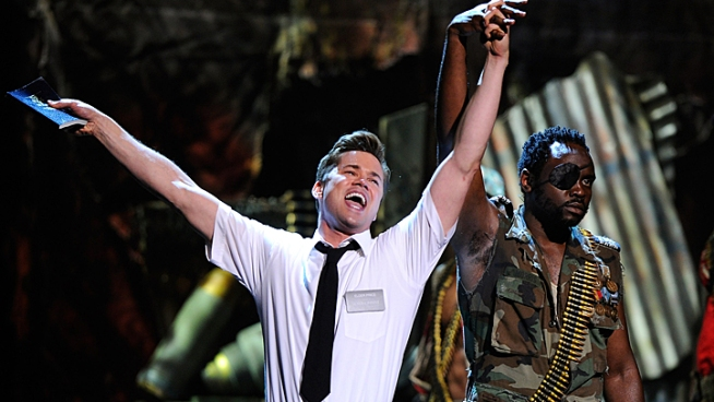 """Book of Mormon"" Stars on Tony Noms"