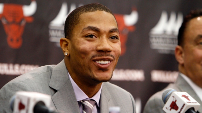 Derrick Rose Buys Trump Tower Condo