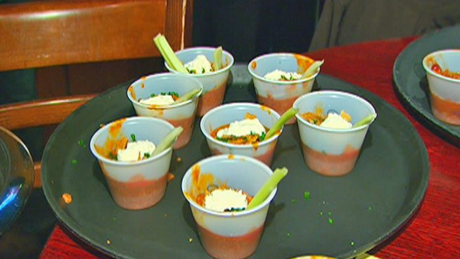 Chocolate the Key in Firehouse Chili Cook-Off
