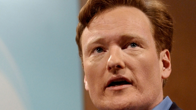 Conan O'Brien to Headline Correspondents' Dinner