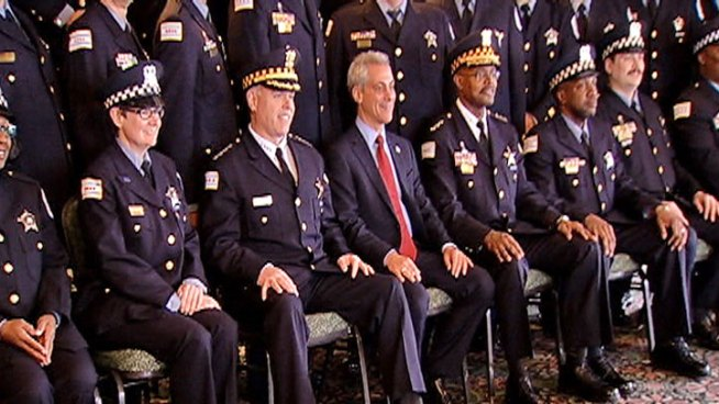 Police Department Elevates 70 Cops to Detective