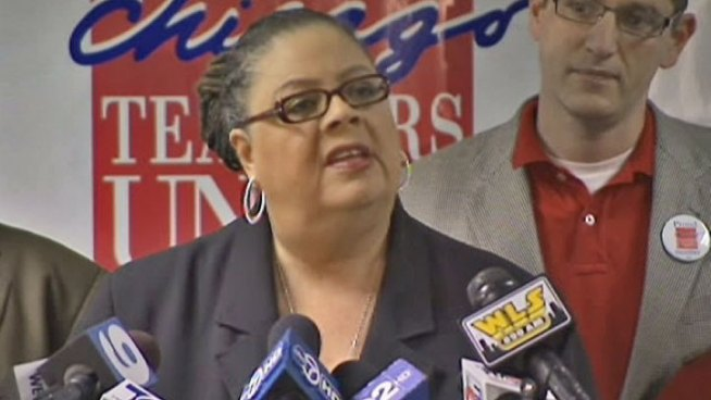 "Karen Lewis: ""We're Tired of Being Bullied"""