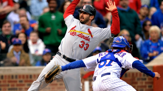 Cardinals Beat Cubs