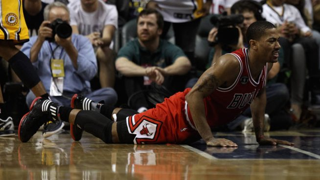 PHOTOS: Derrick Rose's Amazing Season