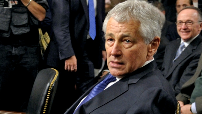 Hagel's Prepared Remarks for Confirmation Hearing