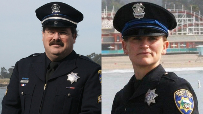 We learned more about the life and death of two veterans Santa Cruz police officers who were killed in the line of duty Tuesday.
