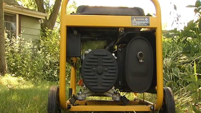 Family Sickened by Electric Generator