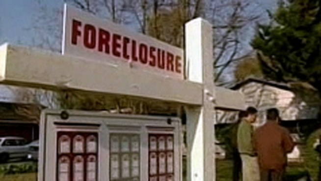 Foreclosures Rise 29 Percent in May