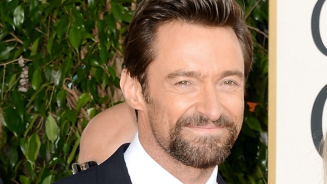 Hugh Jackman Talks Singing Marathons & Russell Crowe Parties