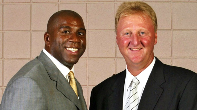 Broadway Musical to Tell Magic Johnson-Larry Bird Story