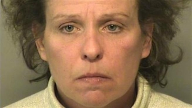 Kolleen Lampa, 44, of Portage, Ind., is accused of being drunk while driving her normal morning bus route and then driving 44 fifth-graders and two teachers about three miles from Myers Elementary School to Portage High School.