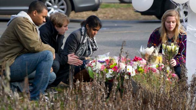 Names of Newtown School Shooting Victims Released