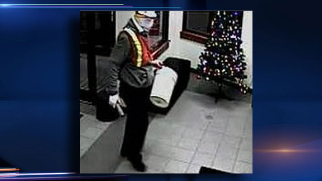 """Mummy Bandit"" Robs Fourth Bank"
