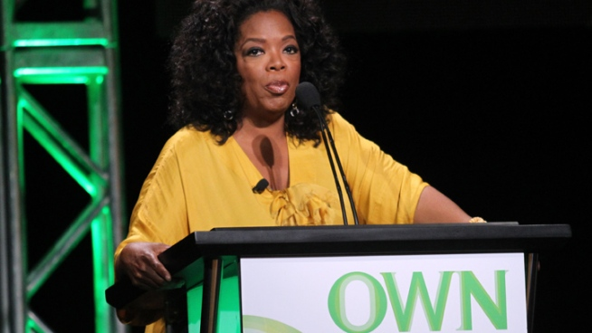 Oprah Takes Over Three Chicago Blocks