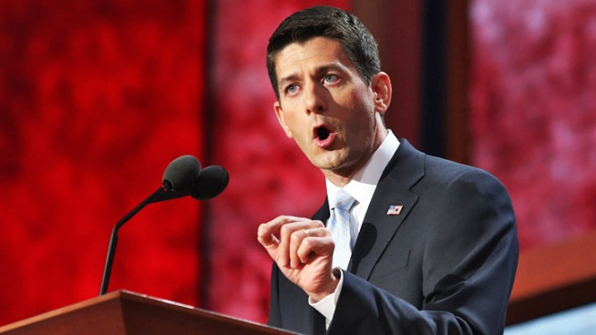 Vice Presidential candidate Paul Ryan took center stage at the Republican National Convention Wednesday. Presidential candidate Mitt Romney will address the nation from the RNC Thursday.