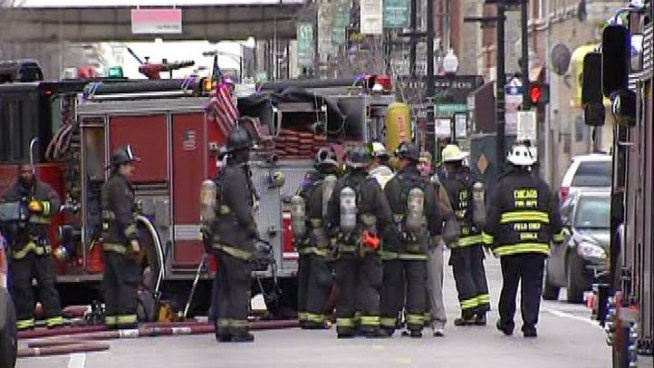 "Bomb Threat ""Eliminated"" in Pilsen"