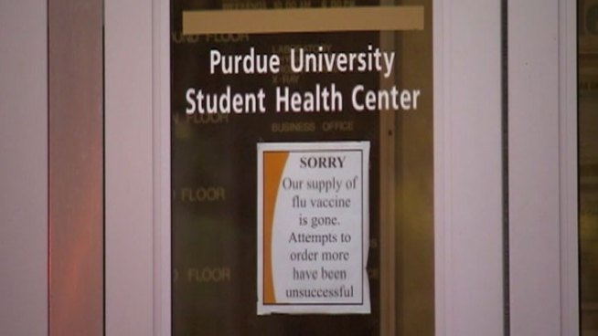 Officials believe a food handler at Purdue acquired the illness while traveling abroad. Nesita Kwan reports.