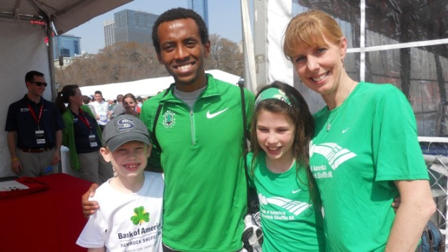 Registration Closed for 2013 Shamrock Shuffle