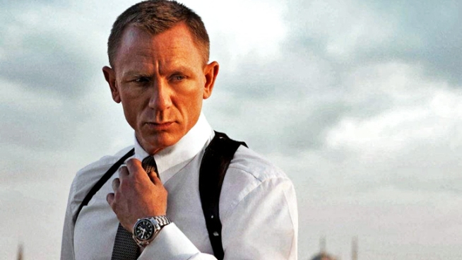 Daniel Craig chats about the latest James Bond film,