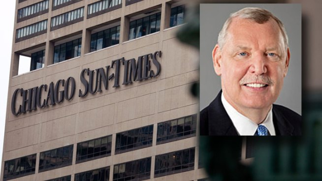 Sun-Times Boss Jim Tyree Dead at 53