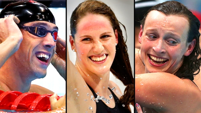 Olympic Fever: Fans and Faces