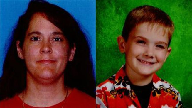Boy Missing After Mom's Suicide