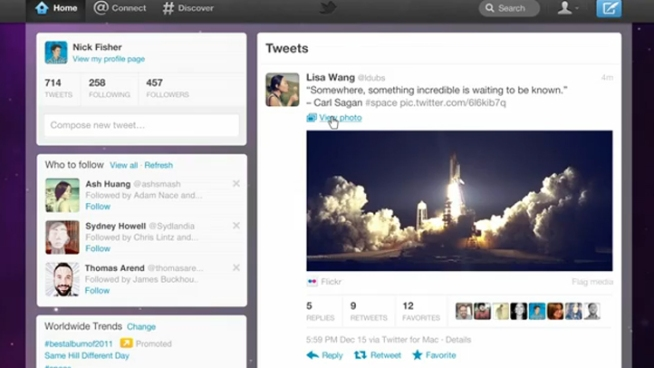 Twitter Tweaks Its Look: Here's How it Works