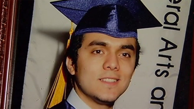 May 17, 2011: Wilson Barajas, 30, disappeared after telling his mother he was going for a walk at McKinley Park .