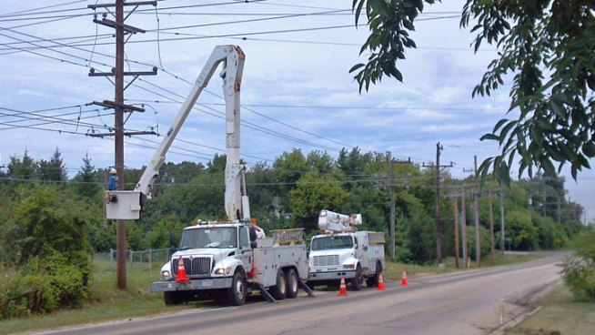 Friday Storm Leaves 38k Without Power