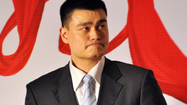 Injuries Force China Basketball Legend Yao Ming to Retire