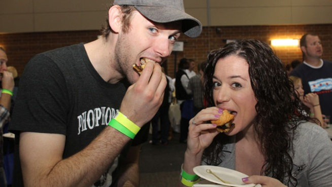 PHOTOS: Baconfest 2012